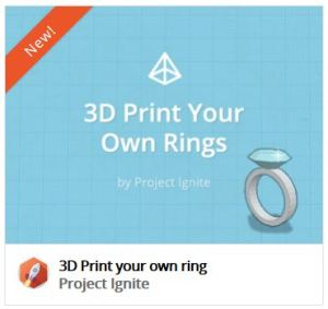 3D Print Your Own Rings