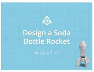 Design a Soda Bottle Rocket